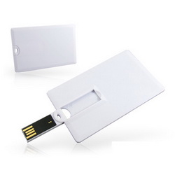 Флэш-карта USB Card, 16Gb, белый